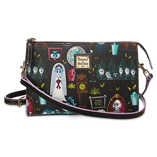 Disney Parks Dooney & Bourke Haunted Mansion Crossbody ()