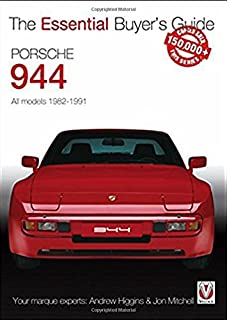 Porsche 944: All models 1982-1991 (Essential Buyers Guide)