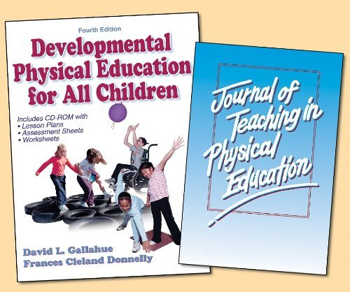 Read Online By David Gallahue - Developmental Physical Education for All Children w/Journal Acces (4th Edition) (2007-02-16) [Hardcover] pdf epub