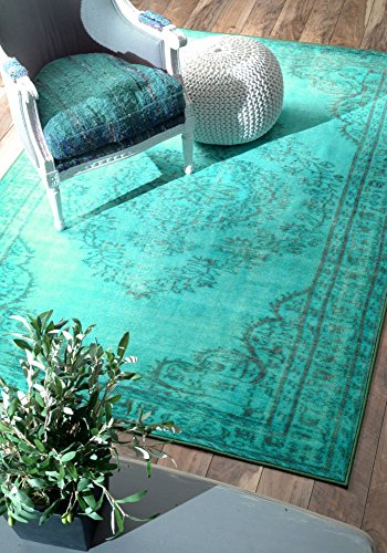 nuLOOM Collection Transitional Traditional Turquoise product image