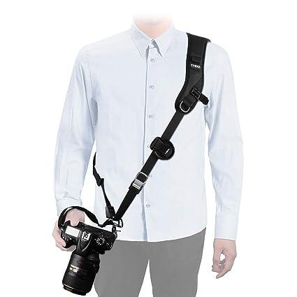 3c4ce180b1b Amazon.com   Tycka Camera Shoulder Neck Strap