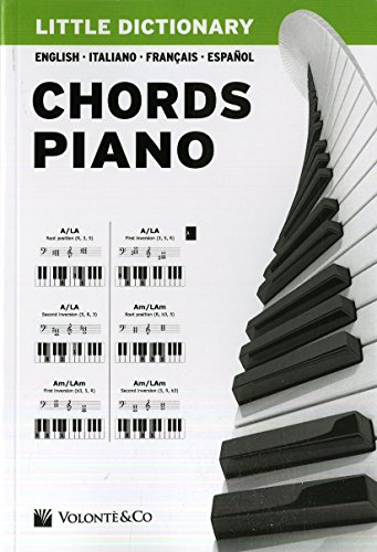 (Little Dictionary of Piano Chords (Italian, English, French and Spanish Edition))