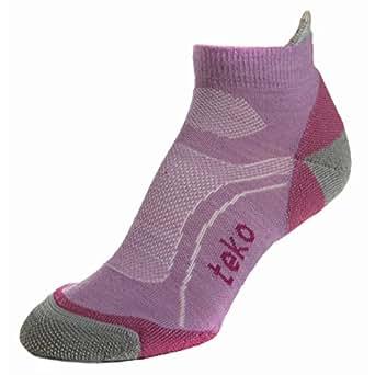 Amazon Com Teko Women S Sin3rgi Organic Merino Wool