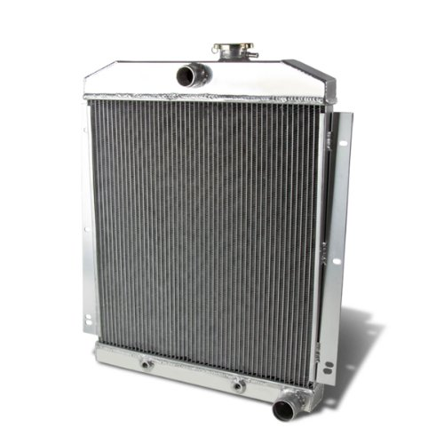 (DNA Motoring RA-CHEVYT47-3 Aluminum Racing Radiator)