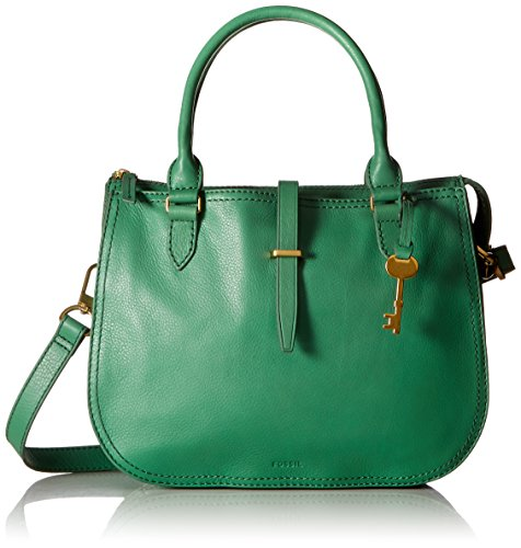 Fossil Ryder Satchel Spring Green by Fossil