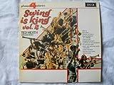 TED HEATH Swing is King Vol 2 LP 1968