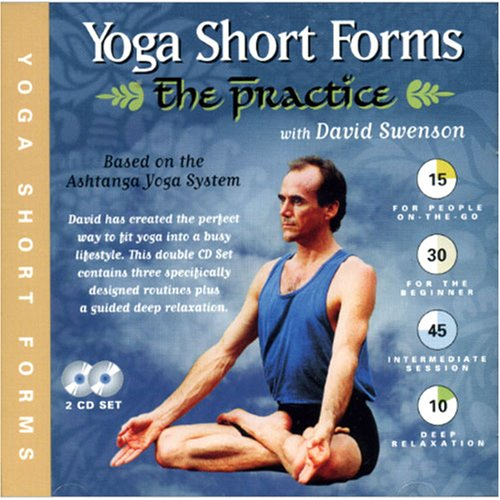 Yoga Short Forms CD: Amazon.es: David Swenson: Libros en ...