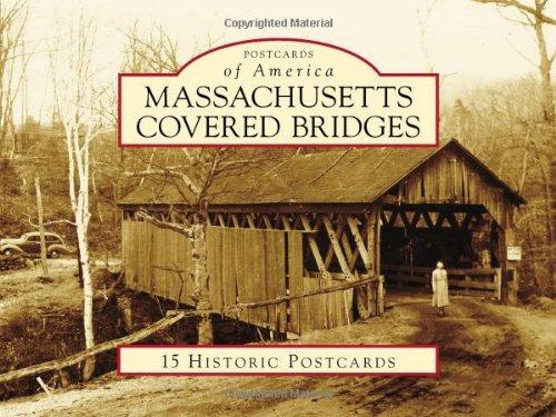 Massachusetts Covered Bridges (Postcards of America)