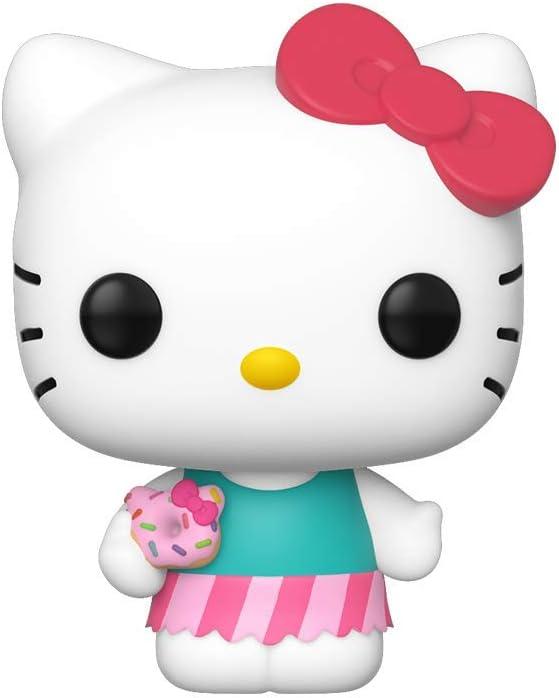 Hello Kitty Vinyl-FUN43473-FUNKO Hello Kitty Sweet Treat Pop