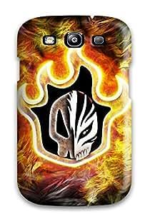 Hot 1143194K51938317 Hot Design Premium Tpu Case Cover Galaxy S3 Protection Case(bleach)