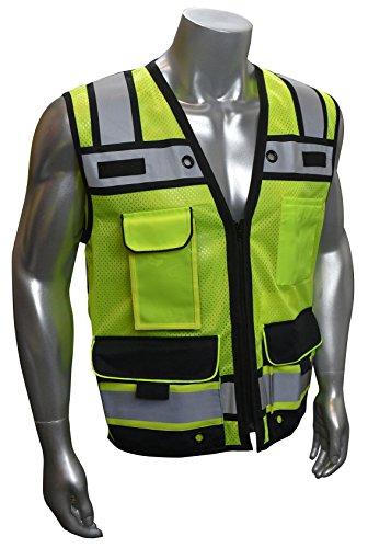 Radians SV65-2ZGM-S Industrial Safety - Safety Radwear Vest