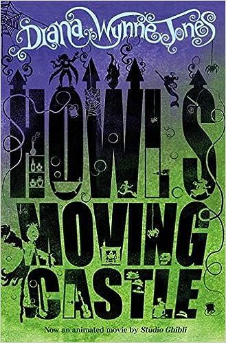 Howl's Moving Castle: Amazon.co.uk: Wynne Jones, Diana: Books