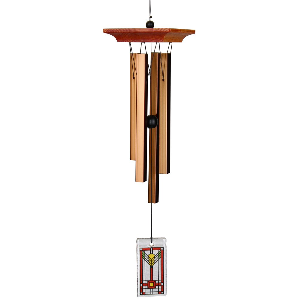 Woodstock Chimes ACCBR American Arts & Crafts Chime, Classic