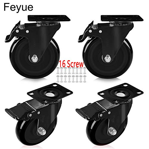 Feyue 5 Swivel Rubber