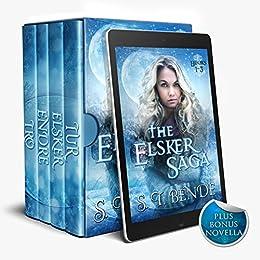 The Elsker Saga Box Set (Books 1-3 + Novella) by [Bende, S.T.]
