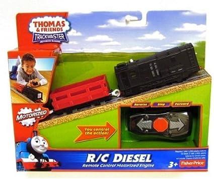 Amazon.com: Thomas y sus amigos TrackMaster – : y2023 R/C Diesel ...