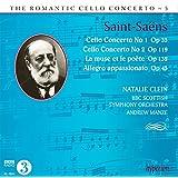 Saint-Saëns : Concertos pour violoncelle. Clein, Manze.