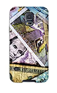 New Arrival Case Specially Design For Galaxy S5 (money Man Made Money)