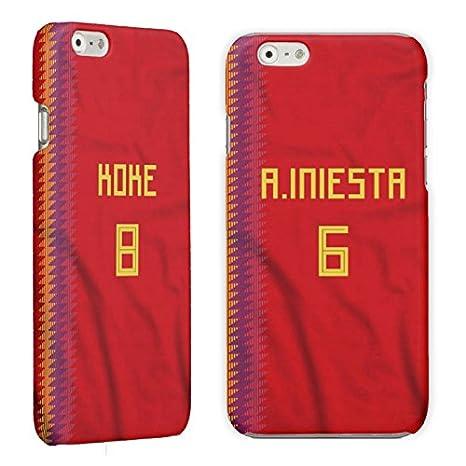 Fundas/Carcasas iPhone 6 con diseño de la selección española ...