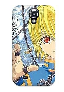 Hot Design Premium IWPHJjq1031MAYLF Tpu Case Cover Galaxy S4 Protection Case(kurapika Chain Jail )