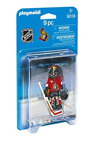 PLAYMOBIL® NHL Ottawa Senators Goalie