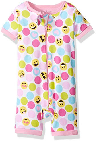 Emoji Toddler Girls  Pajamas