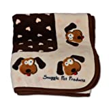 Snuggle Pet Products Snuggle Blanket for Pets, Brown, My Pet Supplies