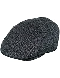 29fa6a2cf77 Epoch hats Men s Premium Wool Blend Classic Flat IVY newsboy Collection Hat
