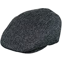 Epoch hats Men's Premium Wool Blend Classic Flat IVY newsboy Collection Hat