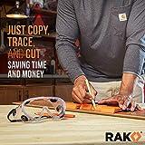 RAK Contour Gauge Shape Duplicator