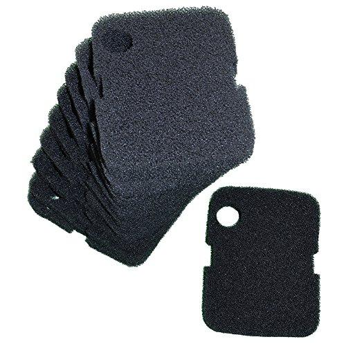 Zanyzap Bio Sponge for Penn-Plax Cascade 700/1000 Canister Filter Foam - 10 Pack