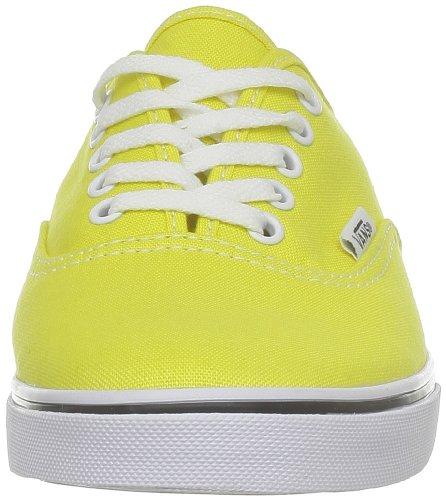 Blazing Yellow U Jaune Mixte Adulte Vans Authentic Mode Lo Pro Baskets RwnzxBqv