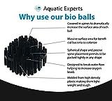 Bio Balls Filter Media - 1.5 Inch Large Bio Ball