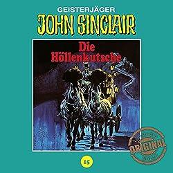 Die Höllenkutsche - Teil 1 (John Sinclair - Tonstudio Braun Klassiker 15)