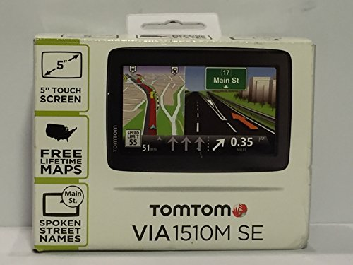 TomTom VIA 1510M SE Review
