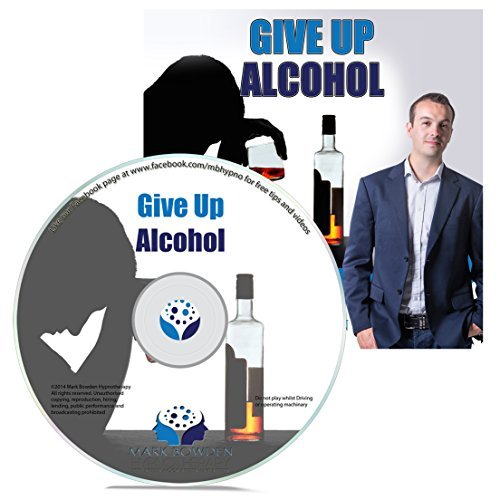 (Give Up Alcohol Self Hypnosis CD / MP3 and APP (3 IN 1 PURCHASE!) - Hypnotherapy CD to Make a Difference. Stop Drinking Hypnosis)
