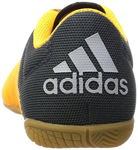 adidas Unisex-Kinder X 15.3 Ct Fußballschuhe Orange (Solar Gold/Clear Onix/Dark Grey)