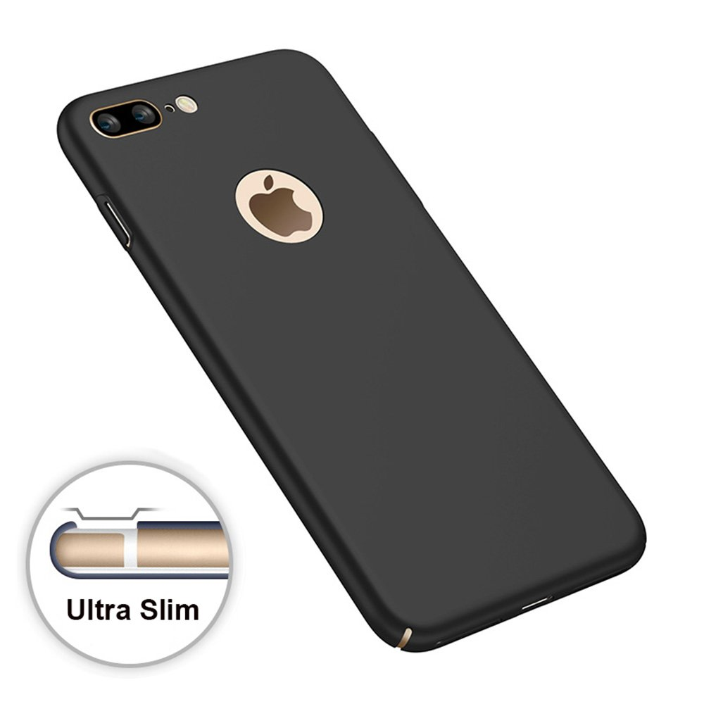 custodia iphone 7 plus nera
