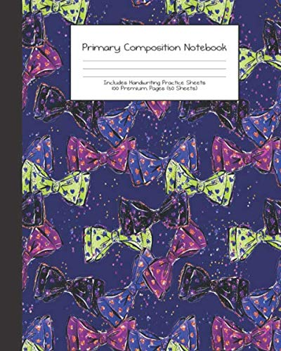 Halloween Writing Paper Third Grade (Primary Composition Notebook: Creepy Halloween Kids |Grades K-2 | Handwriting Practice Paper|Primary Ruled With Dotted Midline | 100 Pgs 50 Sheets | ... Girls | Elementary | Teacher | School)