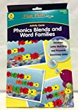 Phonics Blends and Word Families - Fish Flash Cards 48 pcs sku# 1902607MA