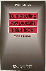 Le Marketing des produits : Outils d'analyse