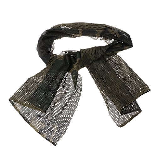 Camouflage Bandana Scarf 3 Hunting Jungle Military Tactical 2 Dabixx Windproof Breathable gBxF8Eww