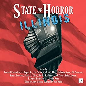 State of Horror: Illinois Audiobook