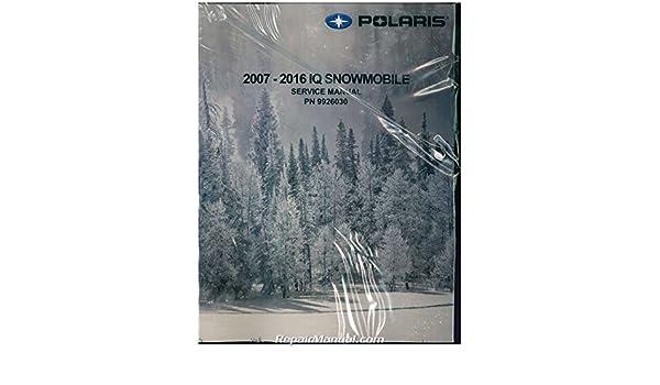 Polaris Iq Models 600 700 800 2012 2013 2014 2015