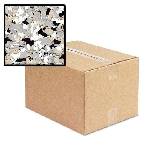 Epoxy Decorative Flakes - 25 LB Box (B-127)