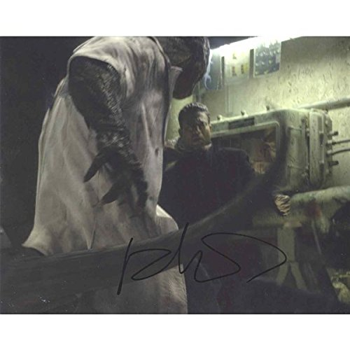 Rhys Ifans 'Amazing Spiderman' Signed 8x10 Photo Certified Authentic PSA/DNA COA
