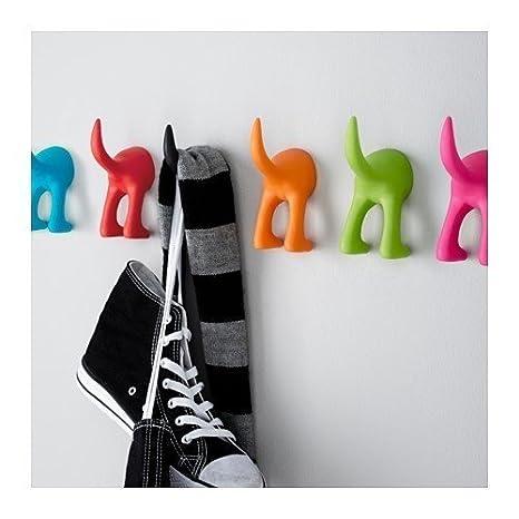 Ikea Bastis Perro Gancho en 6 Colores
