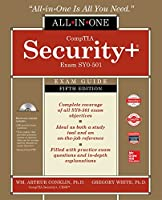 CompTIA Security+ All-in-One Exam Guide, 5th Edition (Exam SY0-501) Front Cover