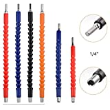 3PCS Flexible Drill Bit Extension For Tools