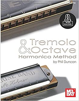 Harmonica ebook tremolo lessons